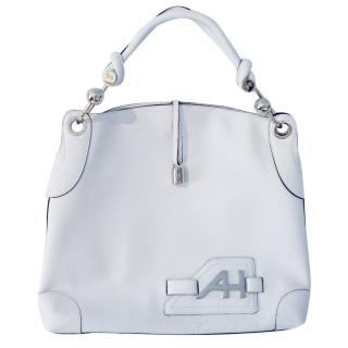 Anya Hindmarch White bucket handbag