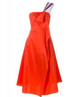 Peter Pilotto Taffeta Dress