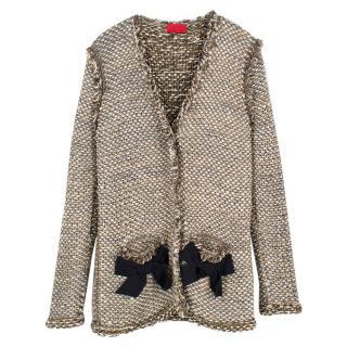 Lanvin Boucle-Tweed Jacket
