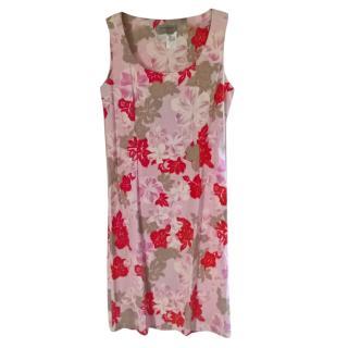 Sportmax floral printed dress