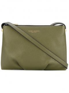 Marc Jacobs Olive Green Crossbody Bag