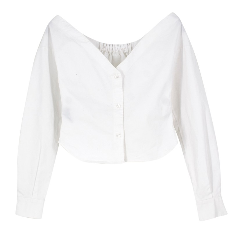 Jacquemus White Button-up Shirt