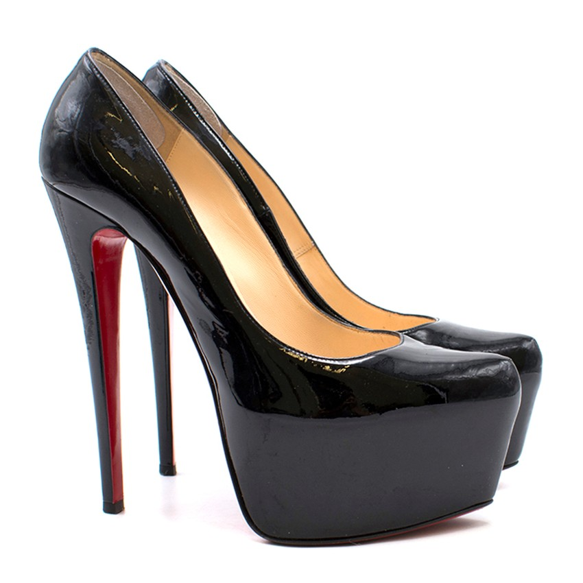 Christian Louboutin Platform 155mm Heeled Pump