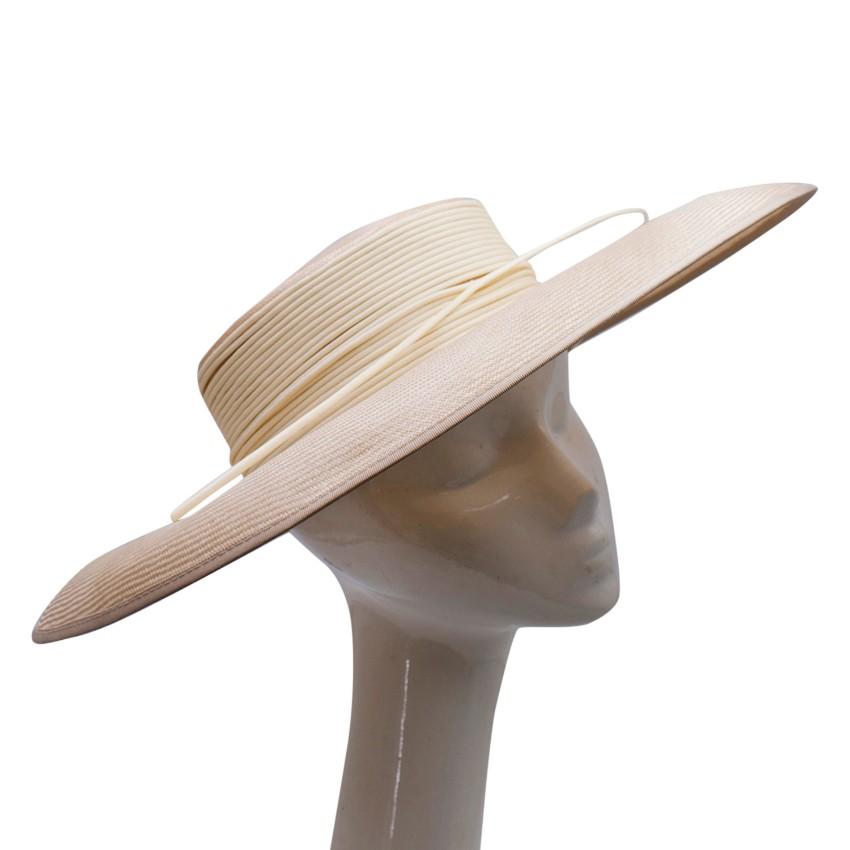 Philip Somerville Nude Straw Hat