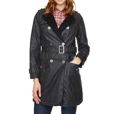 Barbour Pacific Trench Coat