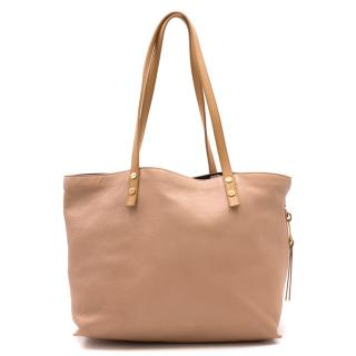 Chloe Dilan Leather Tote Bag