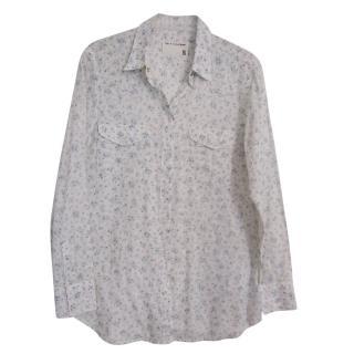 Rag & Bone Floral Shirt