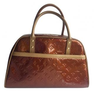 Louis Vuitton Bronze Top handle Bag