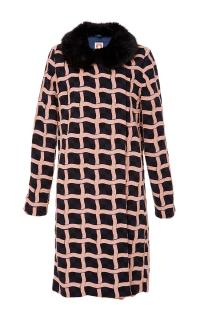 Shrimps Suzanne Wavy Coat