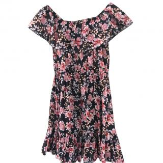 Seafolly printed floral dress