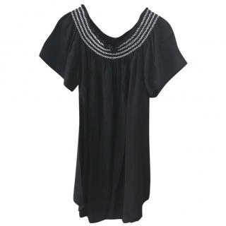 Seafolly Black Beach Dress