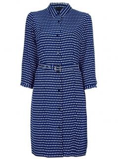 Marc Jacobs Silk Polka Dot Dress