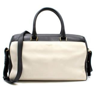Saint Laurent Monochrome Bowling Bag