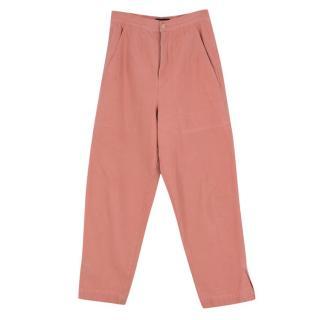 Isabel Marant Pink Denim Jeans