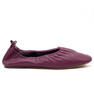 Celine stretch Ballerina Flats