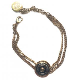 Versace Medusa Head Chain Bracelet
