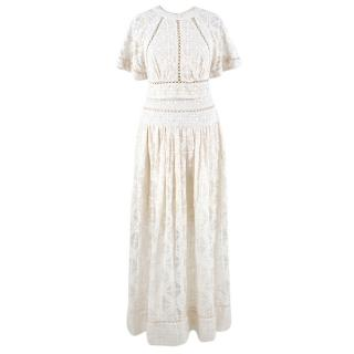 Zimmermann Embroidered Skirt Set