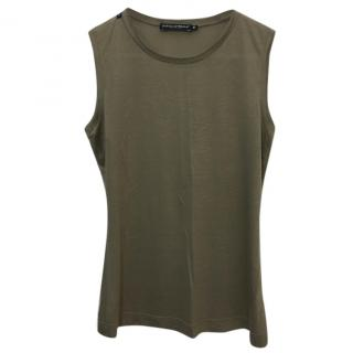 Dolce & Gabbana Sleeveless Top