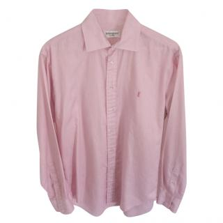 Saint Laurent Pink Shirt