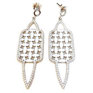 Babette Wasserman Istanbul Earrings Sterling 925