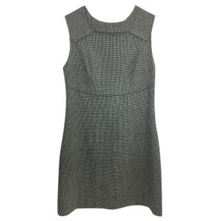 Roland Mouret Houndstooth Dress