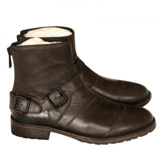 Belstaffs Trialmaster Short Boot