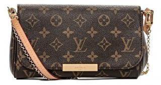 Louis Vuitton Monogram Canvas Favorite PM Bag