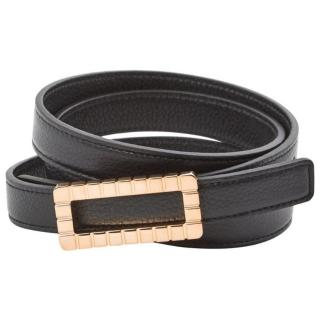 Chopard New Black Ice Cube Belt