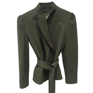 Derek Lam Green jacket