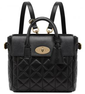 Mulberry Cara Delevingne Mini Quilted Backpack