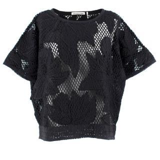 Isabel Marant Etoile Crochet Floral top