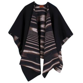 Missoni Wool Blend Cape