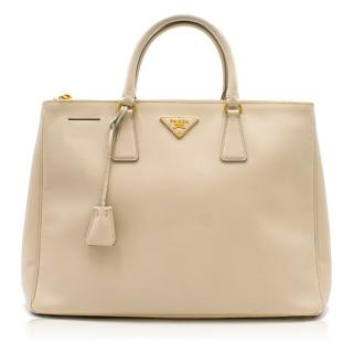 Prada Galleria Saffiano Leather Tote Bag