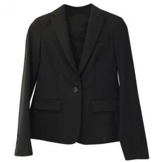 Theory Black Gabe B3 suit jacket