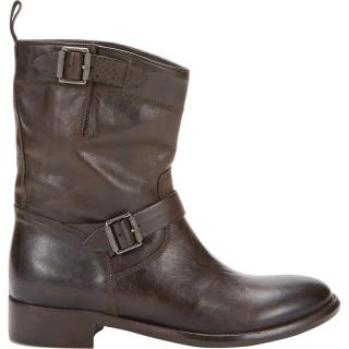 Belstaff Bedford Short Brown Boot