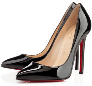 Christian Louboutin Pigalle 120 patent calf Louboutins