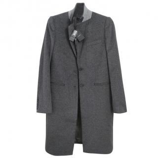 Joseph grey coat