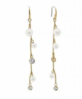 Michael Kors Pearl Drop Earrings