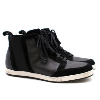 Fendi Men's High-Top Sneakers
