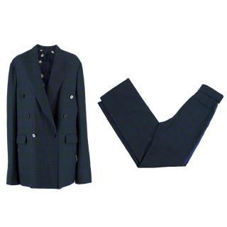 Paul Smith Oversize Tartan Suit