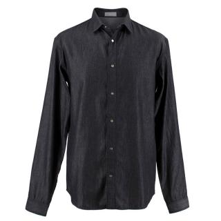 Dior Men's Denim Shirt