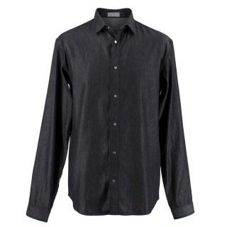 Dior Men's Denim Shirt