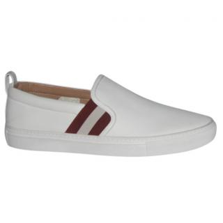 Bally men's herald loafers