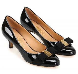 Salvatore Ferragamo Carla 55 Pumps