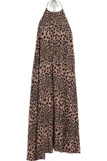 Zimmermann Sundown Printed Crepe Maxi Dress