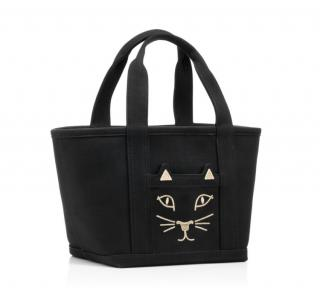 Charlotte Olympia Feline Ami Canvas Bag