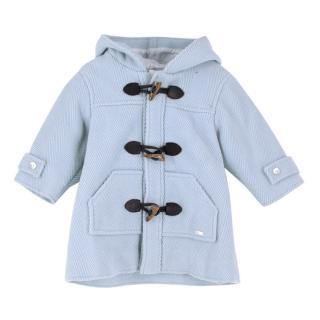 Baby Dior Wool-Blend Duffle Coat