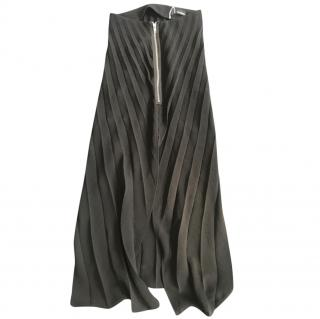 The Kooples Pleated Maxi Skirt