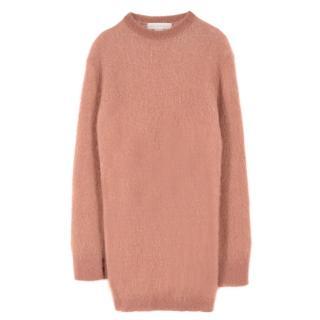 ccf3f9822f Stella McCartney Pink Mohair Sweater