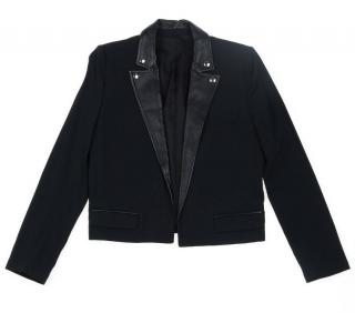The Kooples Crepe Kate Blazer